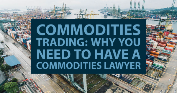 commodities lawyer